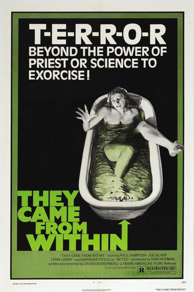 They Came from Within (1975) (aka Shivers)