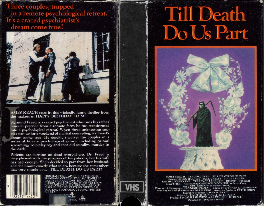 46. Till Death Do Us Part (1982)
