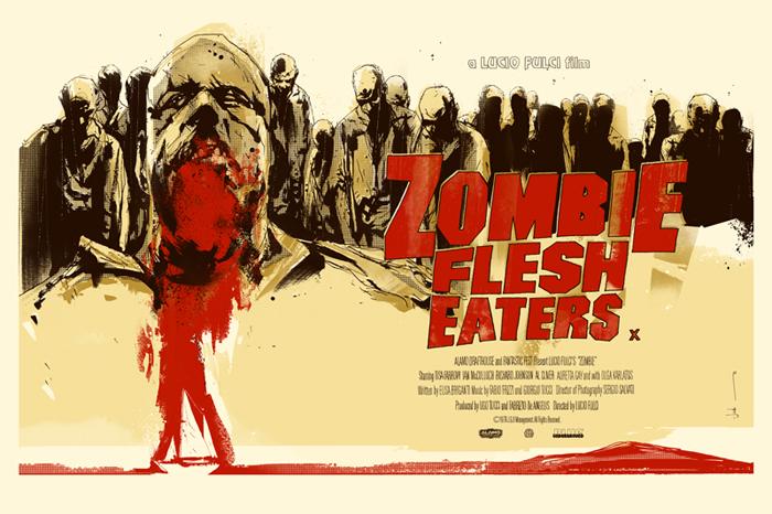 Zombie (1979) by Jock