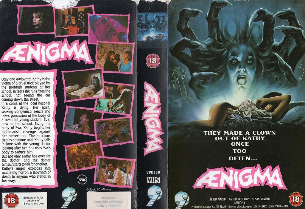 19. Aenigma (1987)