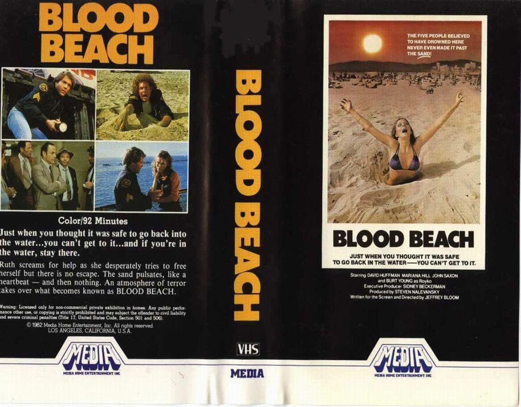23. Blood Beach (1980)