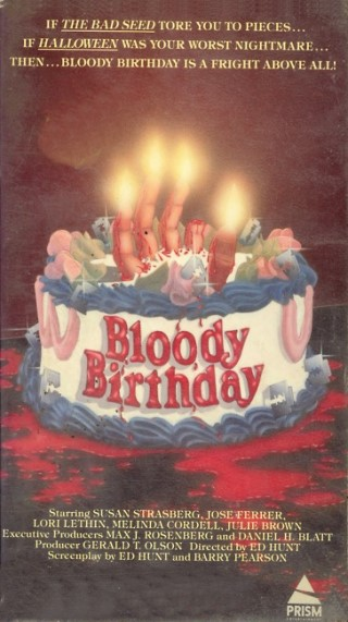 21. Bloody Birthday (1981)