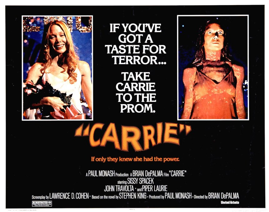 Carrie poster #2 (#25)