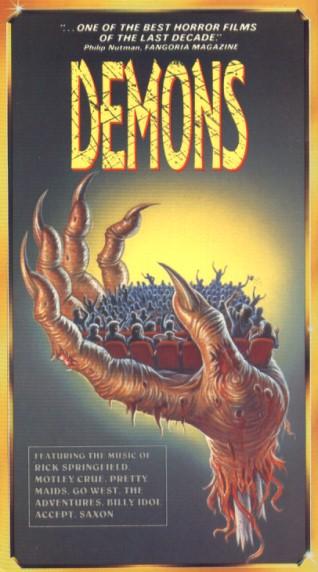 11. Demons (1985)