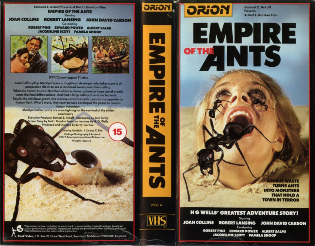 51. Empire of the Ants (1977)
