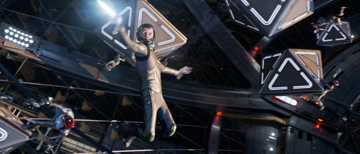 Ender's Game #4 (#28)