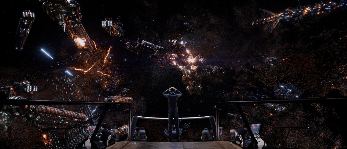 Ender's Game #6 (#28)