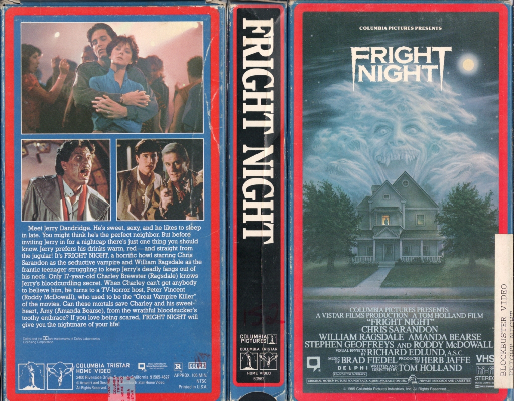 1. Fright Night (1985)