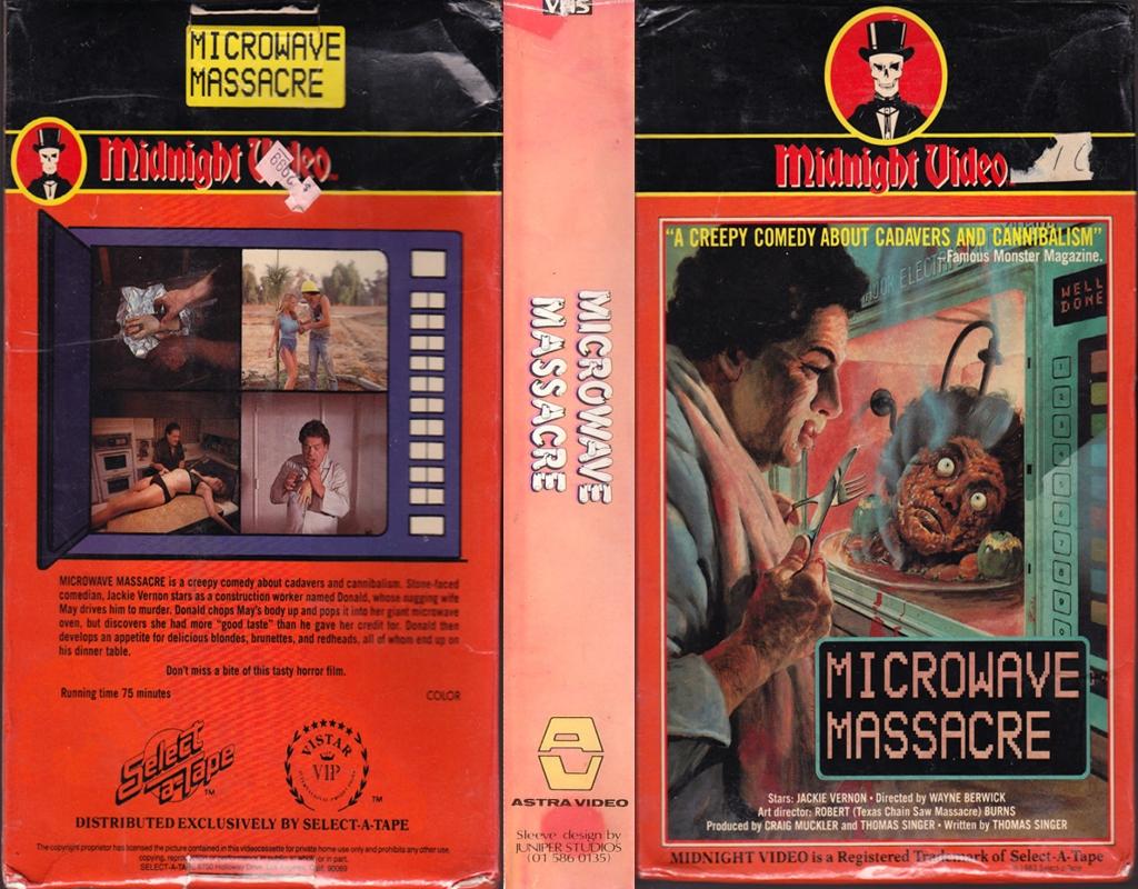 100. Microwave Massacre (1983)