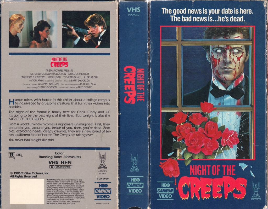 12. Night of the Creeps (1986)