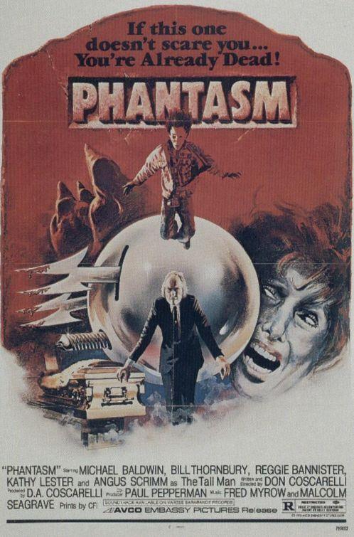 22. Phantasm (1979)