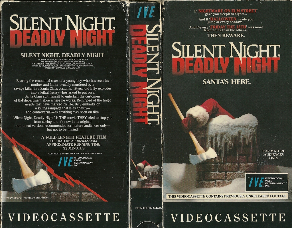 5. Silent Night, Deadly Night (1984)