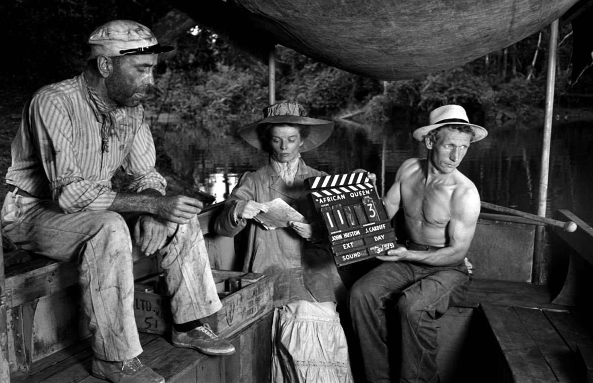 Behind the Scenes: The African Queen (1951) | deep fried ...