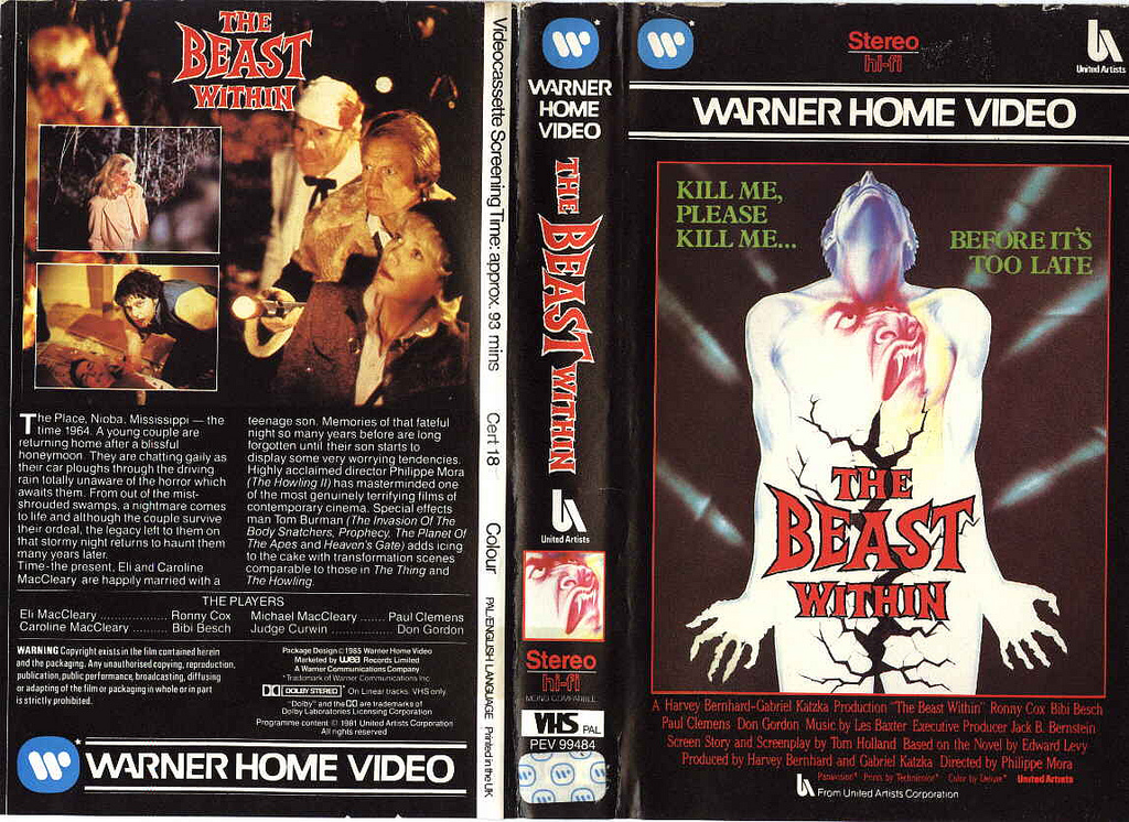 10. The Beast Within (1982)