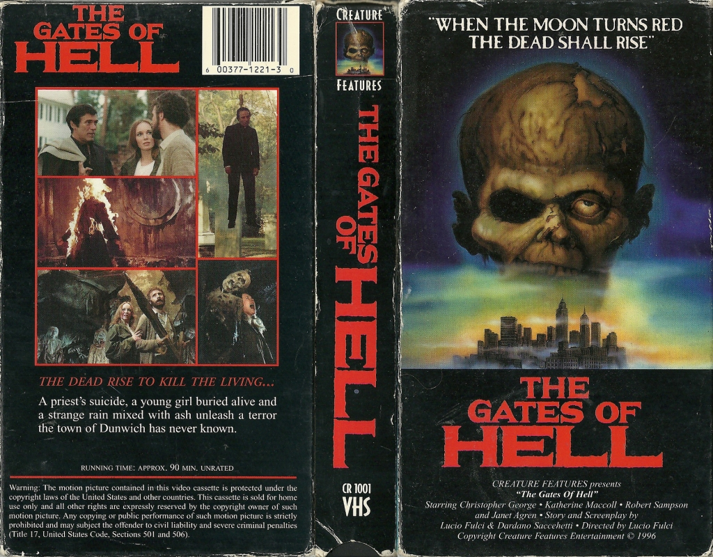 9. The Gates of Hell (1980)