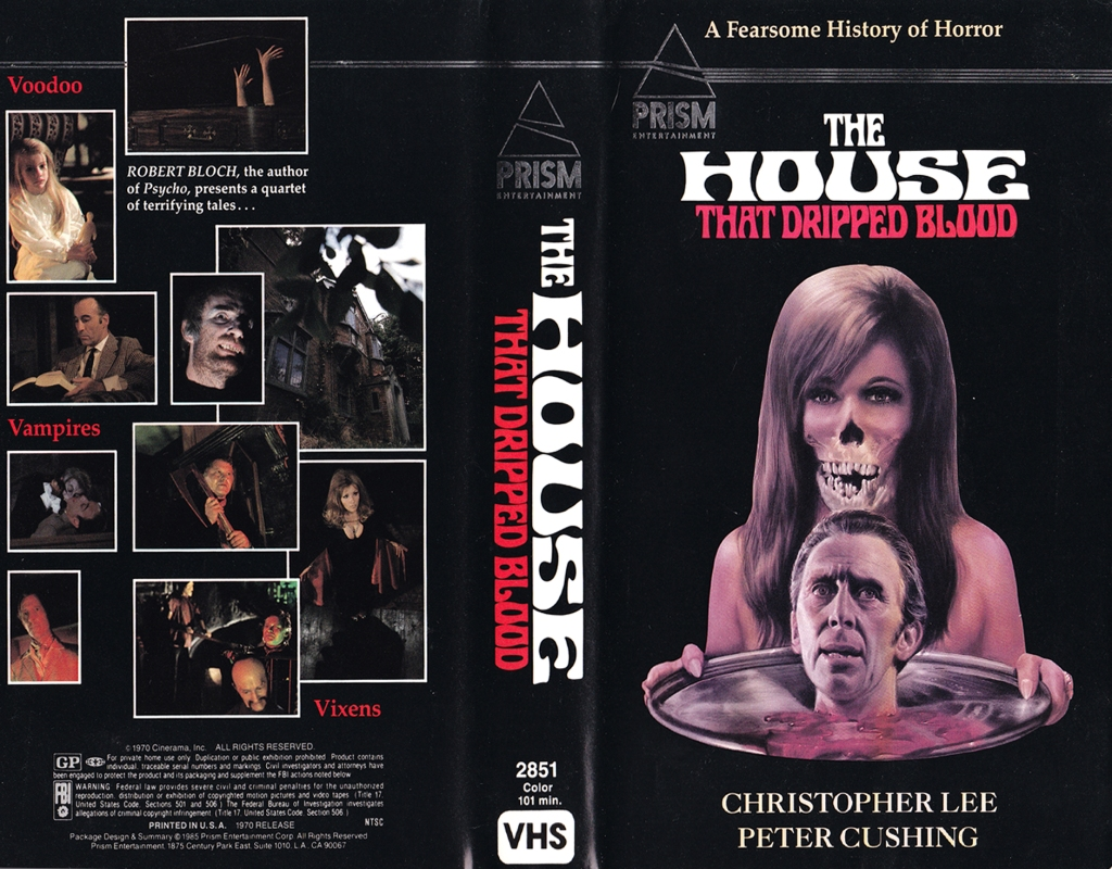53. The House That Dripped Blood (1971)