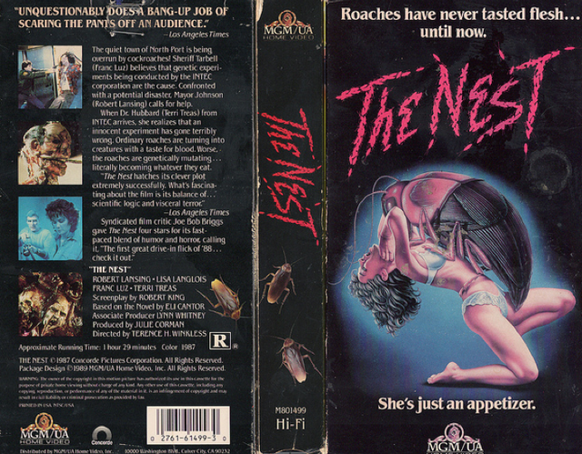 30. The Nest (1988)