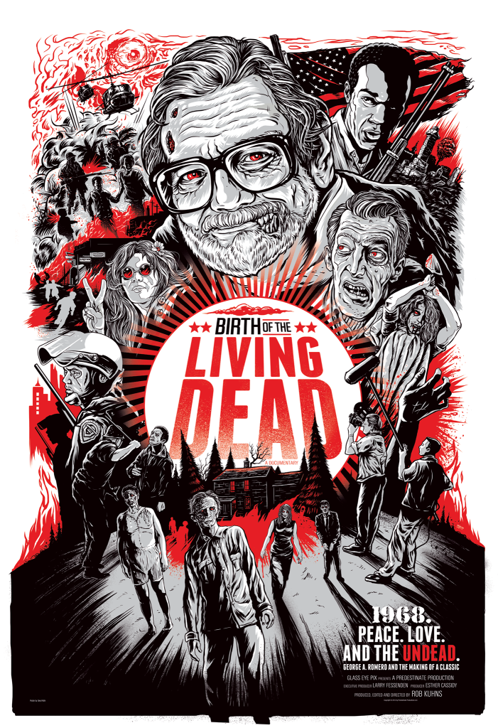 #4. Birth of the Living Dead (by Gary Pullin)
