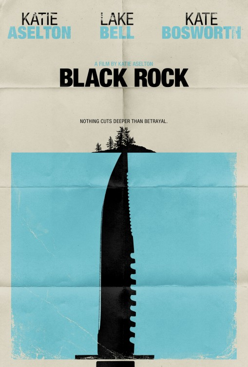 #11. Black Rock (by Ignition Creative)