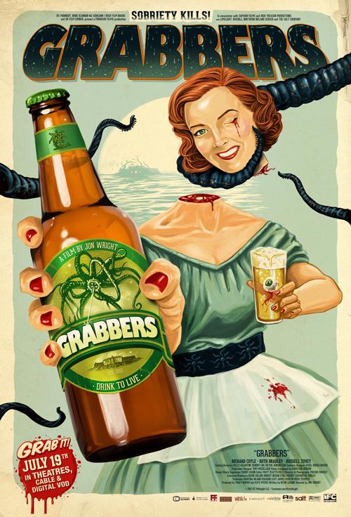 #2. Grabbers (by Gary Pullin)