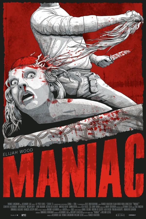 #3. Maniac (by Jeff Proctor)