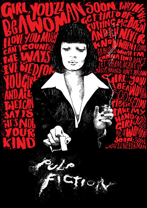 Pulp Fiction (Peter Strain)