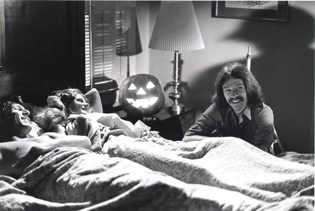 Behind the Scenes: John Carpenter on the set of Halloween   deep ...