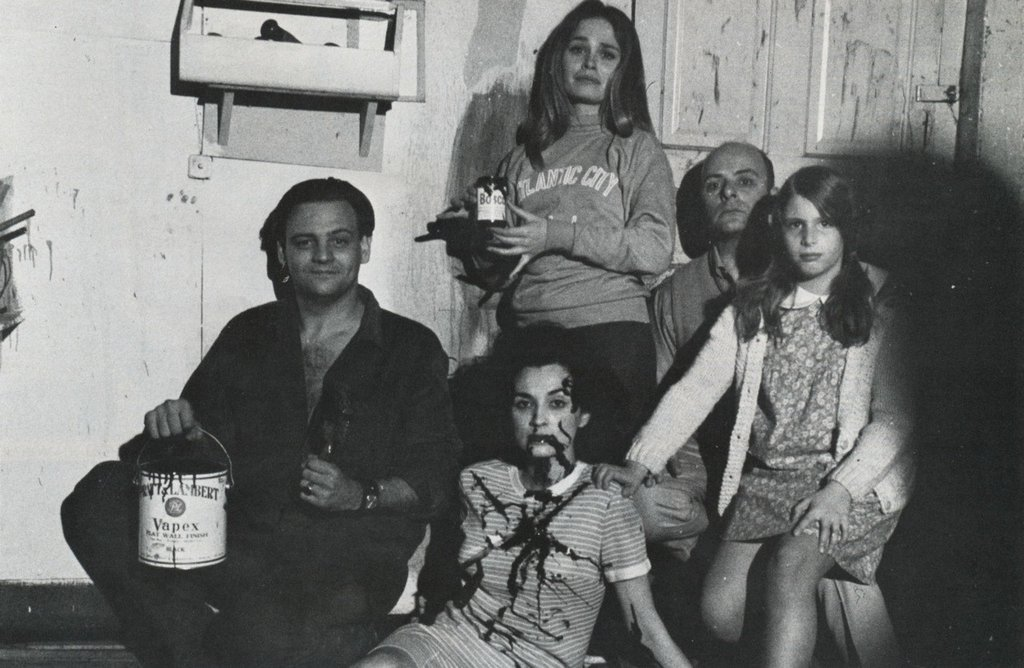 Behind The Scenes Pics And George Romero Quotes For Night Of The