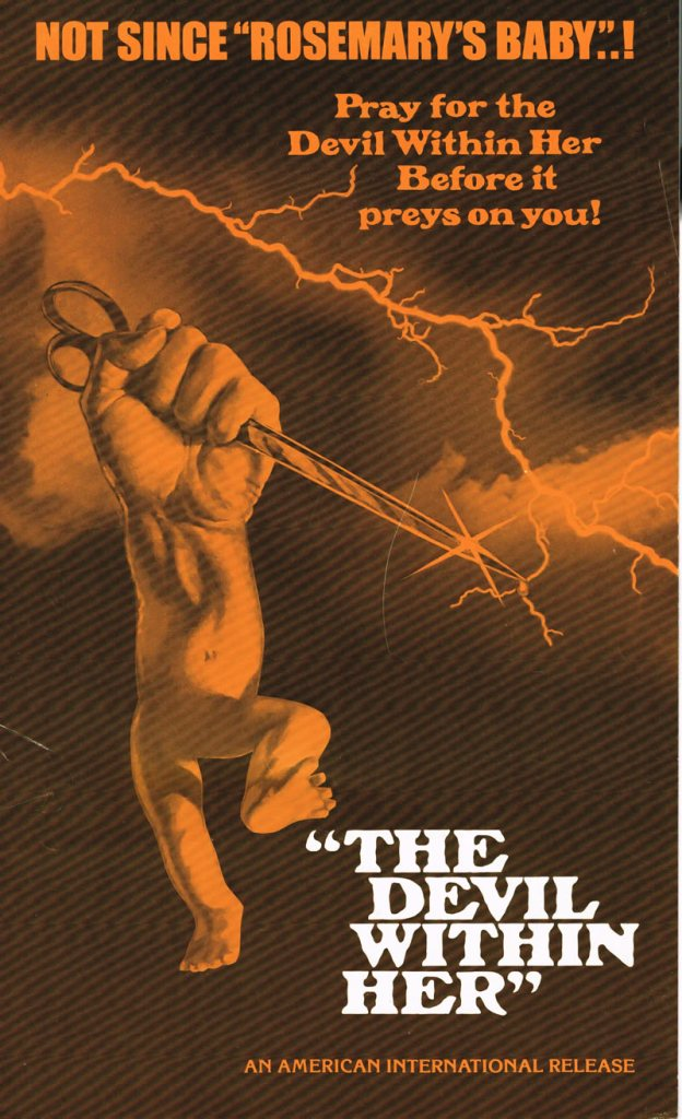 The Devil WIthin Her (1974)