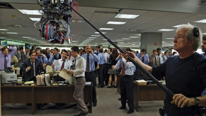 Behind The Scenes The Wolf Of Wall Street 2013 Deep