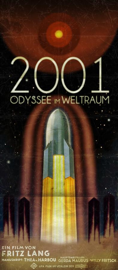 2001 A Space Odyssey (Stults0