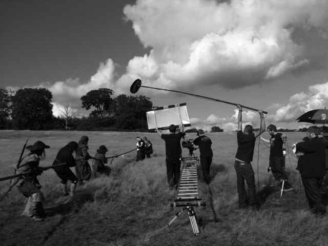 Behind the Scenes: A Field in England (2013) | deep fried ... A Field In England