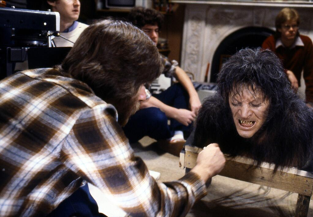 American Werewolf in London (Rick Baker)