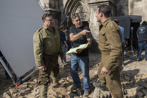 Monuments Men (McClatchy)