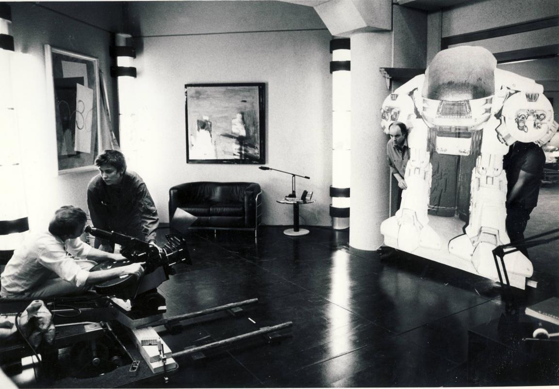 Roboco #3 (archive)