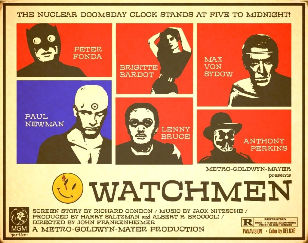 Watchmen (Hartter)