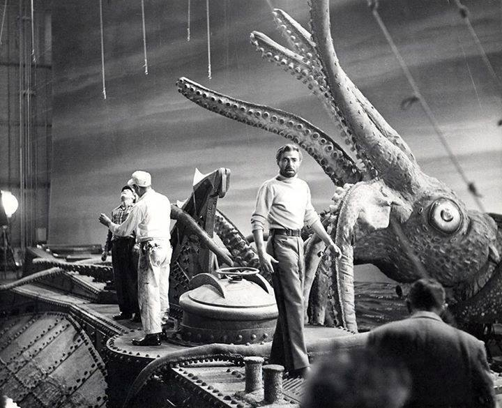 Behind the Scenes of 20,000 Leagues Under the Sea