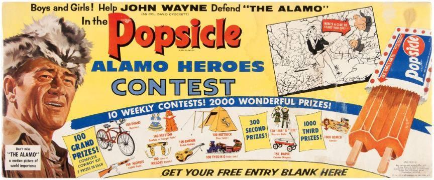 Alamo popsicle ad (fred olen ray fb)