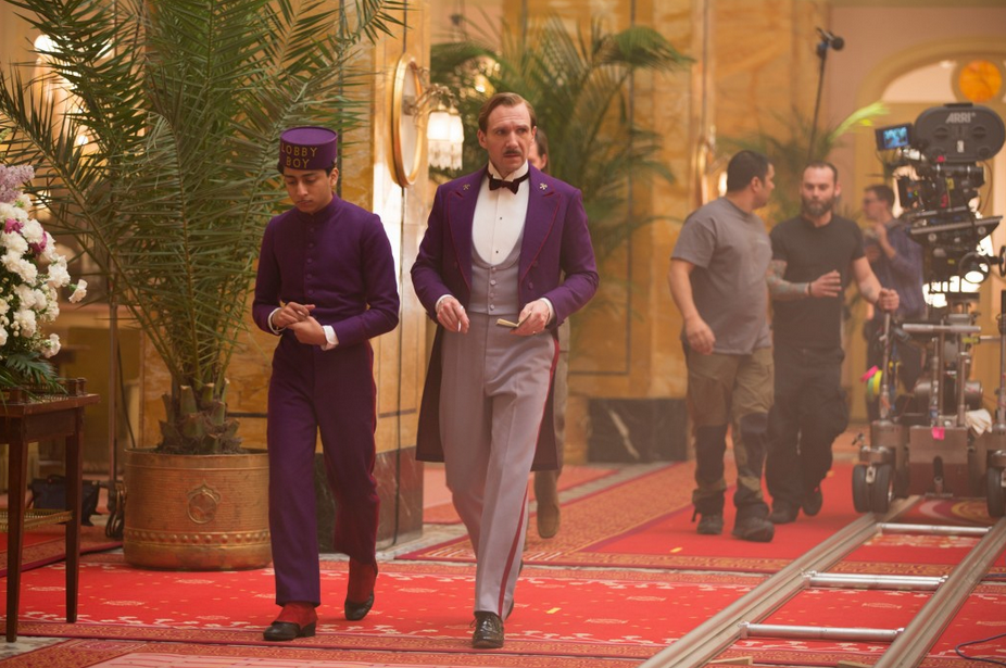 Grand Budapest Hotel Quotes Beauteous Behind The Scenes Gallery And A Collection Of Quotes For The Grand