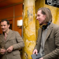 Behind the scenes gallery and a collection of quotes for The Grand Budapest Hotel (2014)