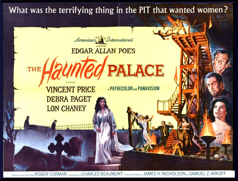 Haunted Palace #2 (drive-in newspaper)