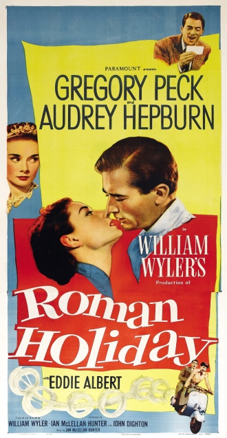 Roman Holiday #2 (tcm)