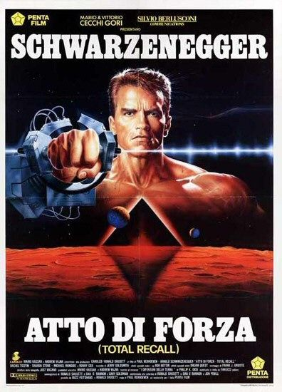 The Posters Of Arnold Schwarzenegger