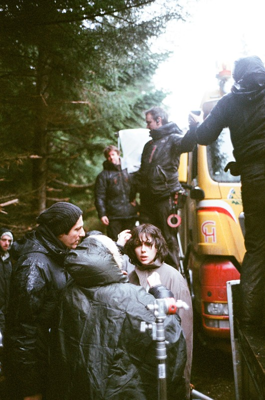 Under the Skin #5 (film stage)