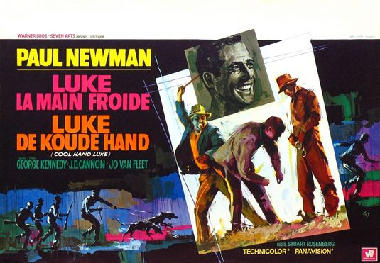 Cool Hand Luke poster