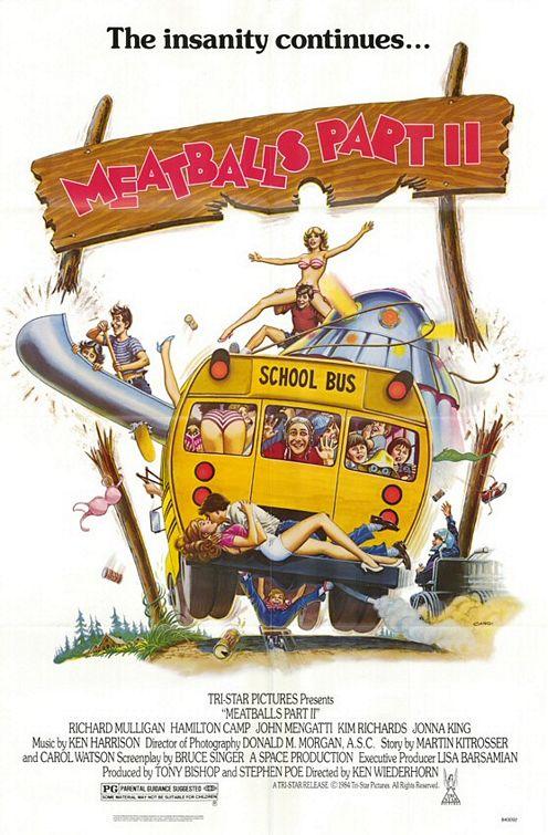 Meatballs II
