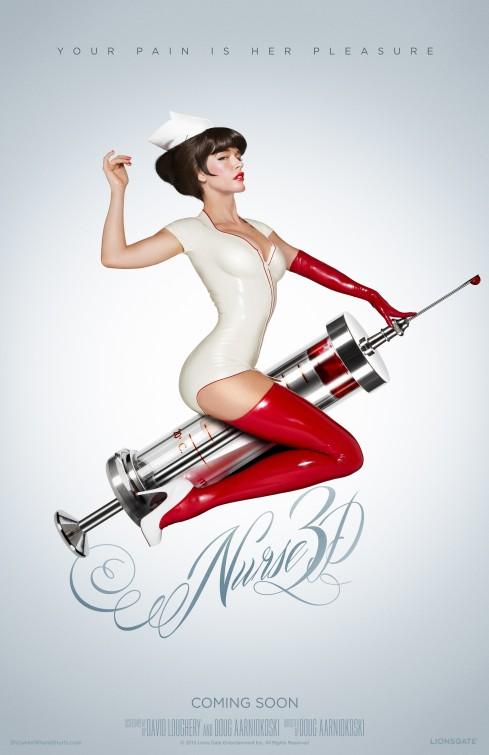 Nurse 3D poster #2