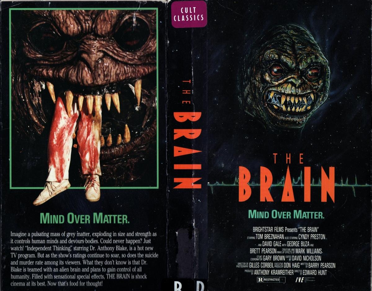 The Brain (#8)