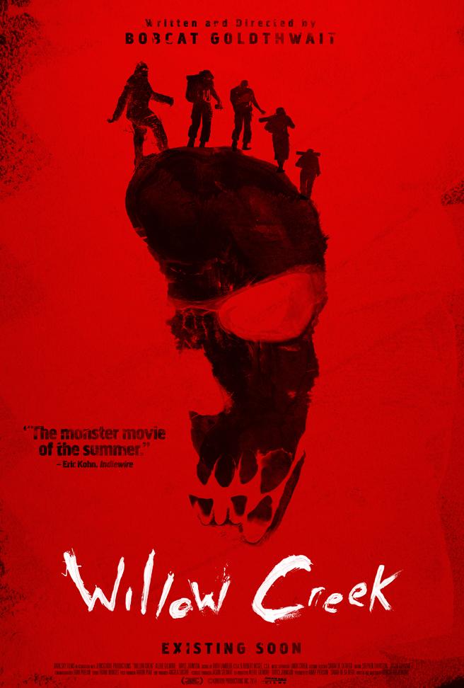 Willow Creek poster #2