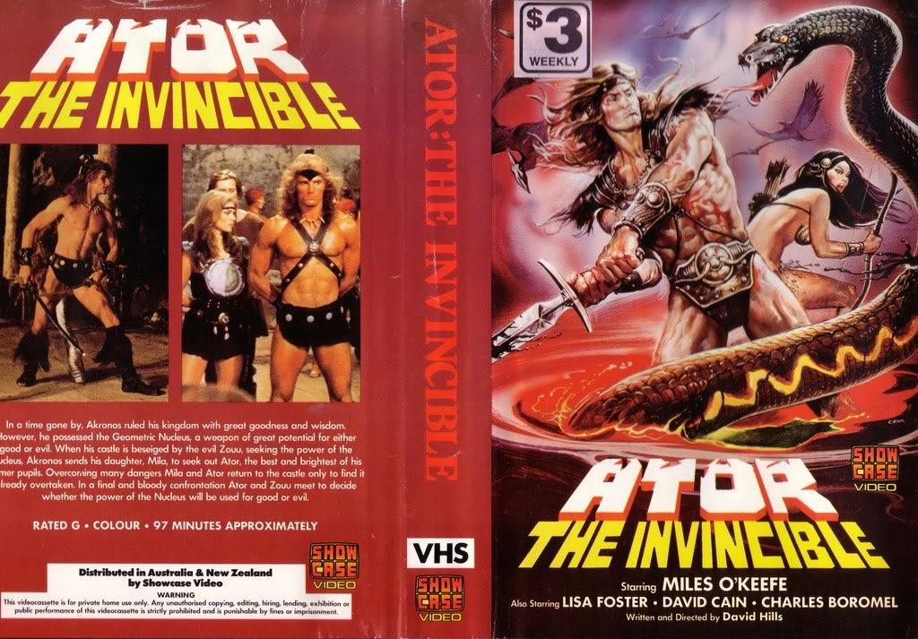 Ator the Invincible (1984)
